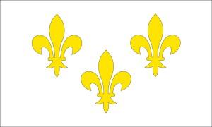 Флаг франции с трёмя лягушками