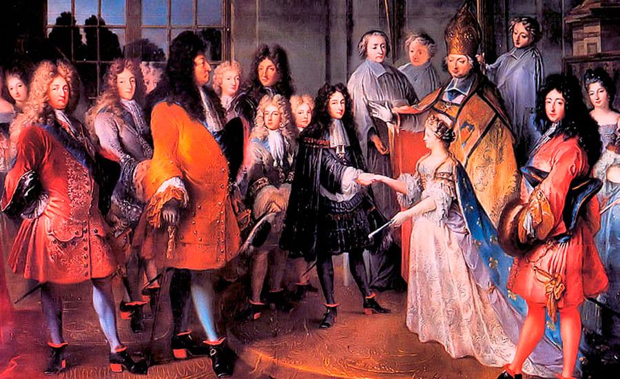 Дворяне и их титулы во Франции