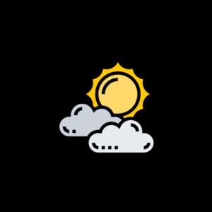 Погода (Le temps). У природы нет плохой погоды
