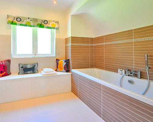 Ванная комната на французском языке
