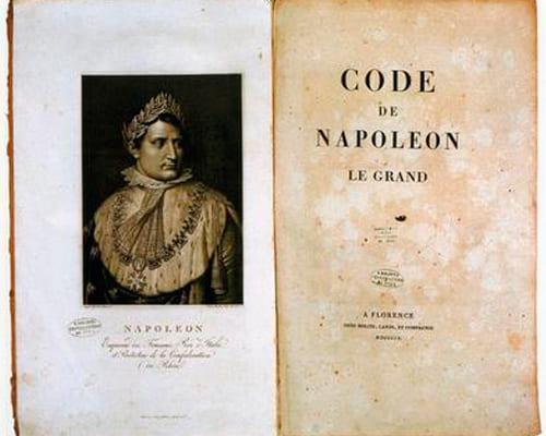 Кодекс граждан Франции