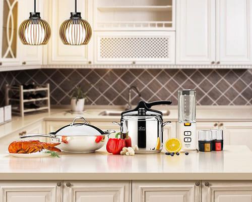 Кухонная мебель и бытовые приборы на французском языке