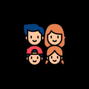 Семья и члены семьи на французском языке