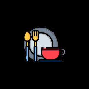 Кухня. Раздел 2. Столовые приборы, посуда.
