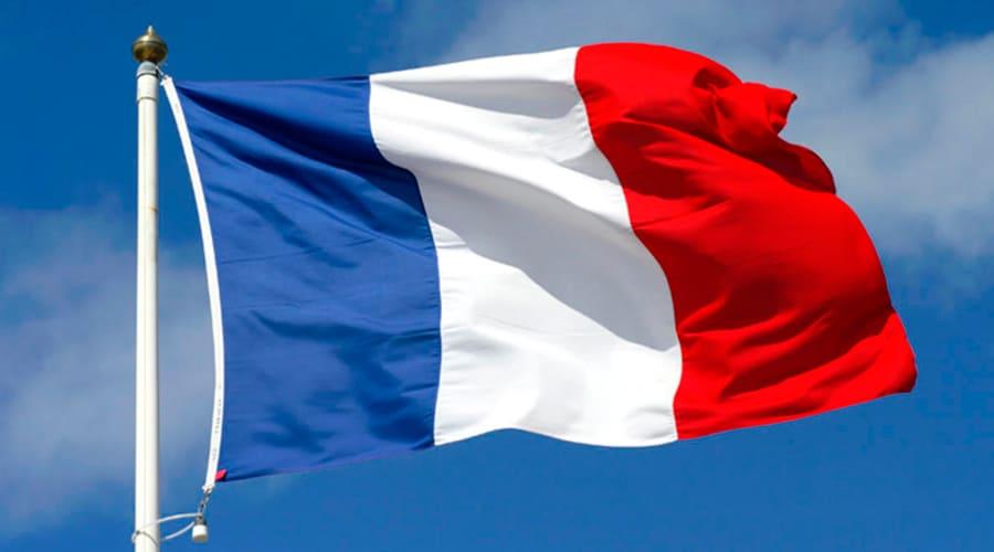 Современный флаг Франции