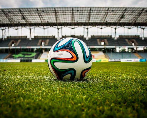 Слова для тему футбол, мяч на французском языке