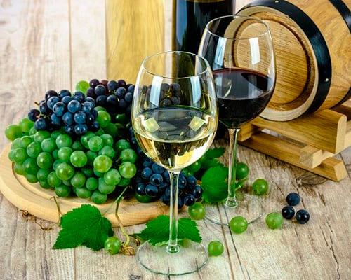 Вино на французском языке