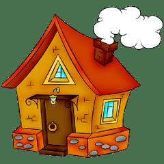 Французские слова на тему Дом